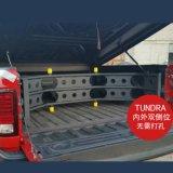 丰田坦途皮卡专用不打孔车斗围栏皮卡后斗内置挡板防滑拓展架挡板