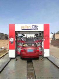 超级棒的全自动电脑洗车机 龙门五刷带风干洗车设备 商用洗车房