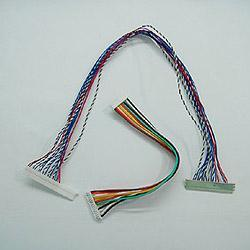 端子缐、极细同轴缐> 端子缐 - LVDS CABLE