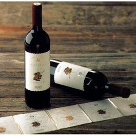 供應高品質不幹膠瓶標款式多樣高檔不幹膠酒標優質傳統老酒標