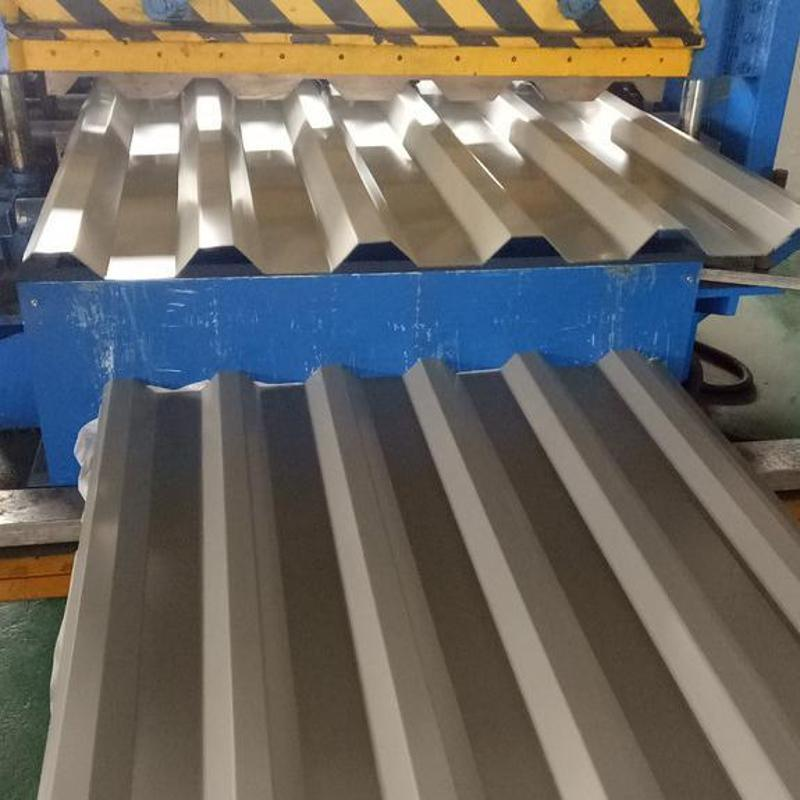 河北供应YX35-190-950型单板 0.3mm-1.0mm厚 彩钢压型板/竖排墙板/奥迪4S店专用板/坲碳漆层压型板