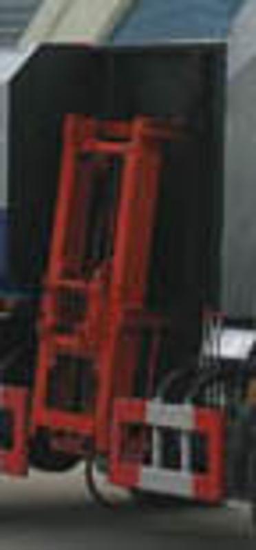 8方垃圾车|自装卸式垃圾车|挂桶垃圾车