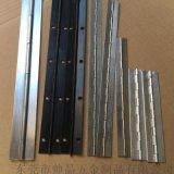 sping/帅品钢琴铰链不锈钢长排铰304不锈钢大合页重型铰链定做