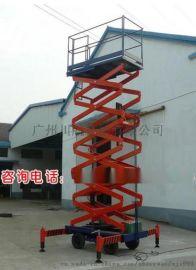广州升降平台租赁出租升降梯