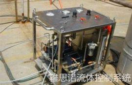 高压增压系统-超高压动力单元-动力单元试验台