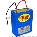 百韧锂电池24V20AH 上海供应用于电动轮椅车
