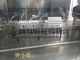 志诚 线自动喷涂设备200米2涂2烤自动喷涂线
