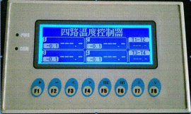 太阳能换热系统温差控制器