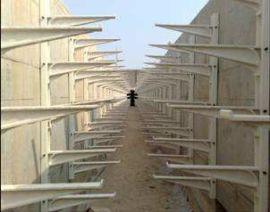 施工地面三角架玻璃钢管道支架全网