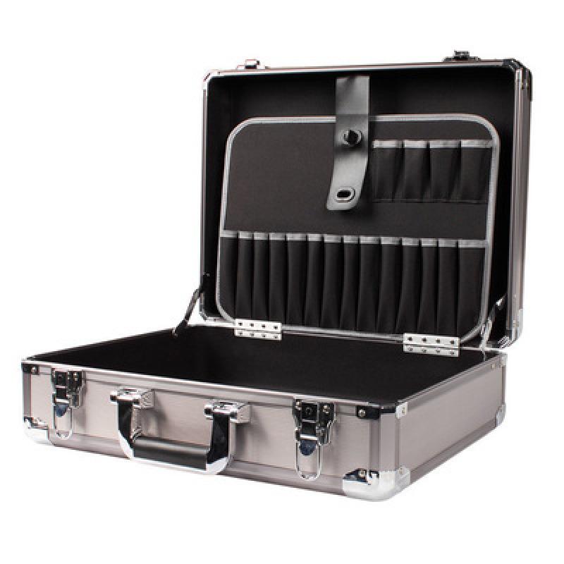 小型电脑工具铝箱 演艺舞台设备铝箱