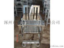 轨道式审讯椅子 成都木质审讯椅