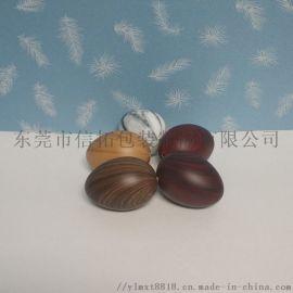 个性圣诞球水转印加工成品 圣诞装饰礼品订制水贴加工