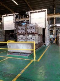 台车式铝合金T6时效炉