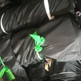 现货210T涤塔夫80克里子布批发 全涤黑色服装里布 袖里 口袋布