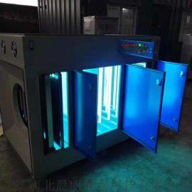 工业废气处理设备活性炭吸附箱
