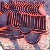 焊制02S402图集管道支座 钢制D1三孔长管夹