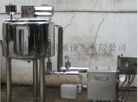 定做全新化工油加热液体搅拌罐
