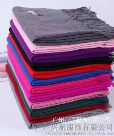 團體定制圍巾 興派洋圍巾 可印制logo圍巾