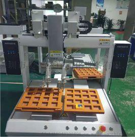 美兰达自动点胶机 具有点、线、弧、圆连续点胶功能