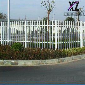 塑钢电力围栏,PVC草坪护栏供应,塑料栏杆护栏厂家