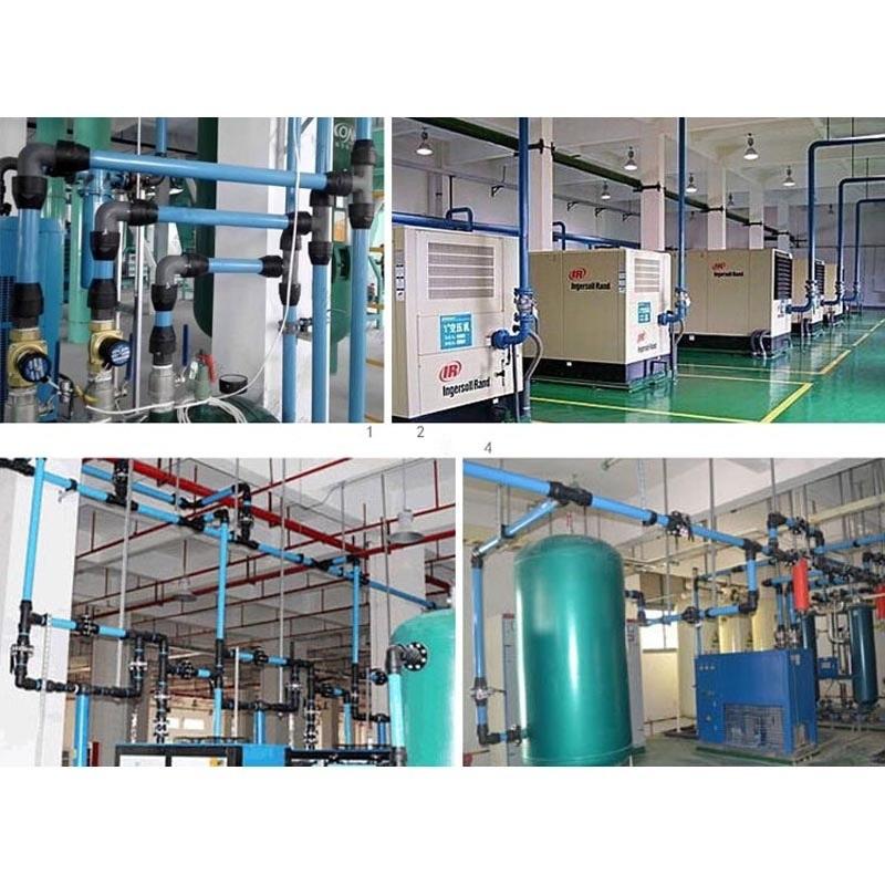 空壓機節能管道安裝 超級管道安裝