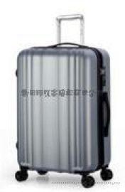 箱包定制20寸拉链拉杆箱   爆款旅行箱小行李箱拉杆箱