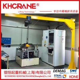 上海锟恒0.5t-3吨悬臂吊  环链电动葫芦报价