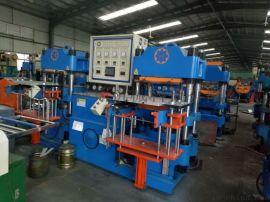 大量供应二手硅橡胶硫化机 厂家华科翔机械
