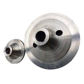 孔65*150 止口320铸造不锈钢轴盘