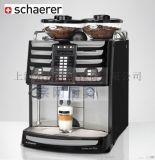 瑞士SCHAERER 雪萊全自動咖啡機 Art Plus 單磨蒸汽管