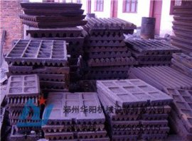 华南PE600x900颚式破碎机高锰钢鄂板铸造