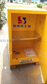 深圳防爆柜 12加仑化学品防火柜 防爆安全柜