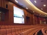 航音槽木吸音板 木质槽孔装饰板 会议室背景墙 影院琴房装饰吸音