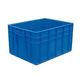 四川省**塑胶周转箱可配盖塑料工具箱塑料箱