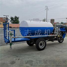 志成2立方柴油工程洒水车园林绿化洒水车