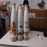 陶瓷酒瓶方形酒盒圆柱体保温杯uv打印机秦皇岛前景如何