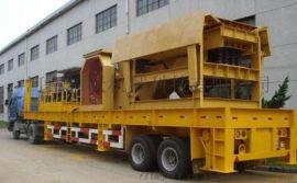 福沃机械科技移动式破碎机的维护保养方法
