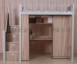 深圳单人学生公寓床