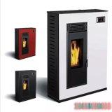 優質小型辦公室取暖爐生物質顆粒取暖爐立式地暖爐