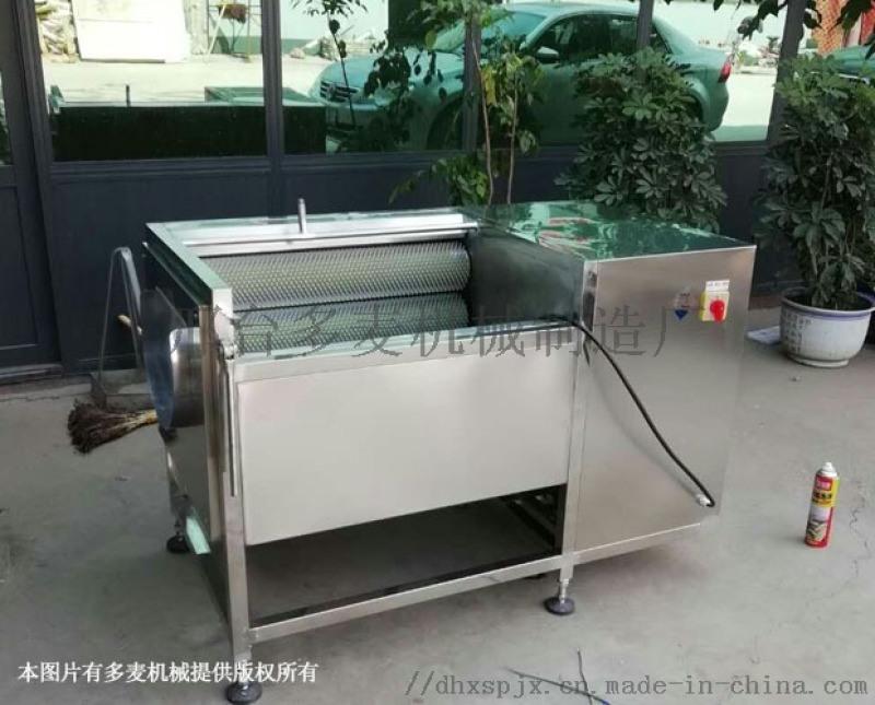 潍坊学校多功能小型清洗去皮机多钱