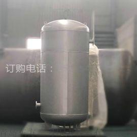 储气罐 碳钢氮气储气罐立式 1立方/8kg压力罐