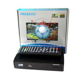 厂家高清网络机顶盒fraskoo T2 M2 新加纳 电视机顶盒