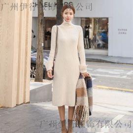 雅芳大码品牌冬装折扣走份 北京有尾货批发市场在哪里