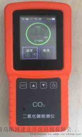 LB-A便携式二氧化碳检测仪如何使用?
