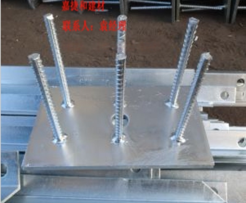 广州预埋件厂家供应 热镀锌预埋板定制