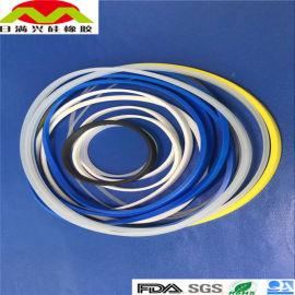 硅橡胶密封条(耐高温、低温)