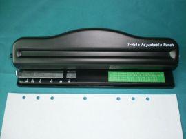 7孔万用手册打孔机(DU-0812)