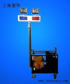 多功能移动发电照明车(JY-2000)