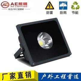 AE照明led泛光灯50W100W150W200W投光灯大功率led广告灯招牌灯