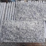 乱形石材厂家批量生产黑白花蘑菇石图片效果图